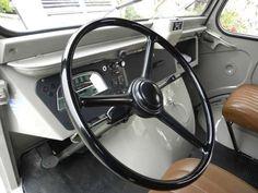Citroen H Van, Bus, Bruce Lee, Car Car, Chevron, Classic Cars, France, Interior, Truck