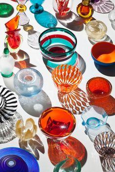 #GlassIsLife L'arte del vetro