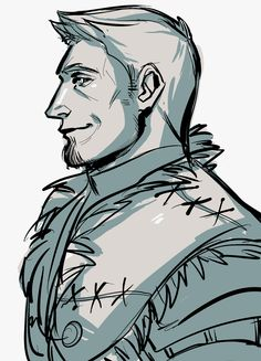 Aged Alistair <- more like even hotter Alistair