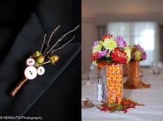 hidden mickey on the boutonniere