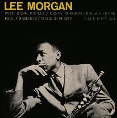 LEE MORGAN with Hank Mobley: Blue Note BLP 1541