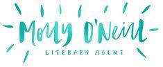 Molly O'Neill, Literary Agent