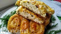 bunica.md — Plăcintă din foi Fillo facute în condiții de casă Sandwiches, Deserts, Sweets, Cookies, Chicken, Meat, Food, Kitchens, Crack Crackers