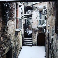 Old Town Centre... Winter season