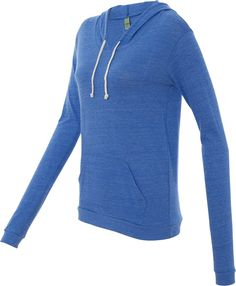 Alternative Women's Eco Jersey Classic Pullover Hoodie >>> Click image to review more details.