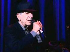 Leonard Cohen. Dance me to the end of love.(Subtitulado español) - YouTube