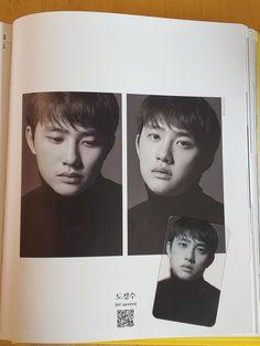 Kyungsoo, K Idols, Polaroid Film