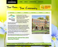Your Home Developments (yourhomedevelopments.com) — ©PM Design and Marketing