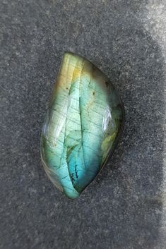 Fabulous Labradorite from Madagascar. This cabochon is perfect for any Jewelry Maker. Macrame, Wire wrapping or Silversmithing. Available on our website. Gem Shop, Macrame Jewelry, Madagascar, Labradorite, Wire Wrapping, Opal, Gemstones, Website, Crystals