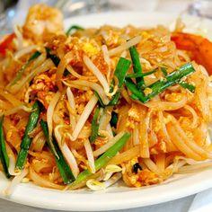 Quick Chicken Pad Thai Recipe