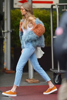 Gigi Hadid - New York - January 18 2017