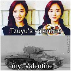 """that's my """"Valentine"""".. #ww2meme #worldwar #worldwar2 #memecu #tzuyu #twice #nayeon #mina #dahyun #ww #british #england #uk #unitedkingdom #cw #commonwealth #strong #stronger #strongest #medium #mediumtank #mk3valentine #mk3 #mkiii #valentine #valentineday by janu_20_2001 Funny Pics, Funny Pictures, Funny Memes, Funny Tanks, History Memes, England Uk, Commonwealth, Make Sense, Nayeon"""