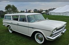 1960 Rambler Classic Custom Station Wagon