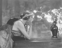 Photo by Baron de Meyer, 1921. | More on the myLusciousLife blog: www.mylusciouslife.com