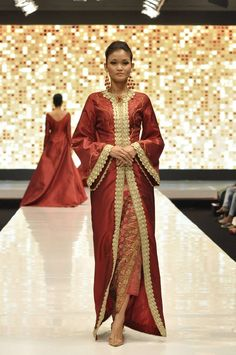 Zainal Songket, Fall-Winter 2013, Jakarta, Womenswear