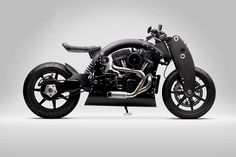 New R135 Wraith Combat Confederate Motorcycle