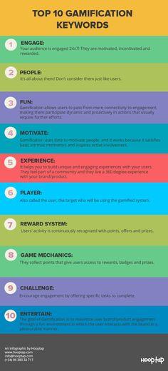 ¿Familiarizado con la Gamificación? ¡Aquí te muestro algunas de las palabras más importantes que tienes que saber!