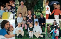 Spanish Royal Family.. next generation.