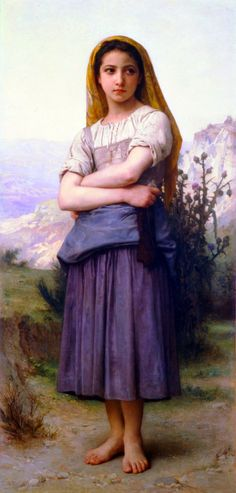 ....William Adolphe Bouguereau
