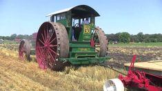 The Will County Threshermen's Association Manhattan, Illinois  Plowing