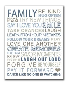 free+subway+art+printables | Today's Subway Art is family-themed and includes words and phrases ...