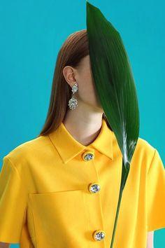 spleenmagazine:  UntitledFeature#31 Photography by Serge Rogov - costume jewellery uk, prom jewelry, contemporary silver jewellery *ad