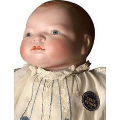 "Wonderful 13"" Head Circumference Bye Lo Baby from mylittlevirtualshop on Ruby Lane"