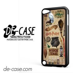 Harry Potter For Ipod 5 Ipod Touch 5 Case Phone Case Gift Present YO
