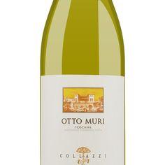 Otto Muri Fiano IGP 2017 für 10,28 EUR kaufen. Weingut Collazzi: Otto Muri Fiano IGP 2017 bei Belvini.de Chianti Classico, White Wine, Drinks, Bottle, Pear, Apple, Wine Glass, Red Wine, Beverages