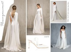 Our 3 favourite bridal week trends - Emmy London Lace Wedding, Wedding Dresses, Trends, London, Bridal, Fashion, Bride Dresses, Moda, Bridal Gowns