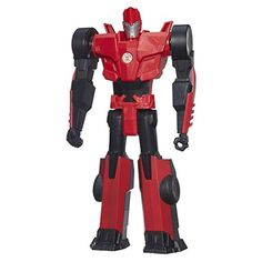 Transformers Robots in Disguise Titan Heroes Sideswipe 12Inch Figure -- More info could be found at the image url.Note:It is affiliate link to Amazon. #Transformers