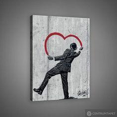 Εικόνα PP2036 Banksy - CentrumTapet.pl