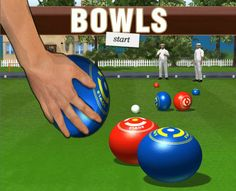 Bowls for 2 players...    http://www.2-player-games.com/bowls/
