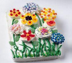 easy creative flower cakes | Coolest, Most Creative Birthday Cake Recipes | Disney Baby