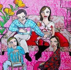 Graça Paz paintings