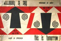 storia dell'arte moderna e contemporanea: 1956 This Is Tomorrow alla Whitechapel Art Gallery...
