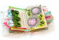 let the beauty we love be what we do: Bloom Stitched Journal.