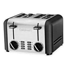 My new toaster   Cuisinart Titanium 4 Slice Toaster - On Sale Now!