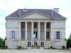 Château de Bignicourt-sur-Saulx — Wikipédia