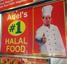 Halal from the other side!