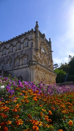 Hotel do Bussaco, Luso, Portugal