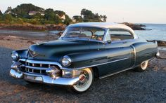 1953 Cadillac Coupe DeVille Maintenance/restoration of old/vintage vehicles: the material for new cogs/casters/gears/pads could be cast polyamide which I (Cast polyamide) can produce. My contact: tatjana.alic@windowslive.com