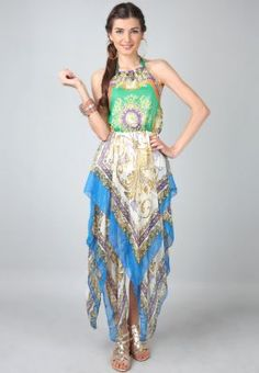 Always summer in Indonesia....bless me! I can wear this dress anytime!