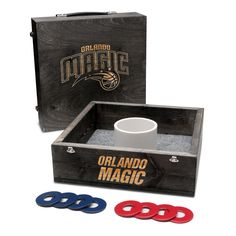 Washer Toss Game - Orlando Magic