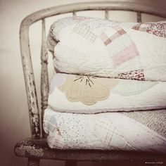 old quilts...