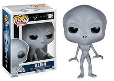 The X-Files Funko POP! Vinyl Figure: Alien