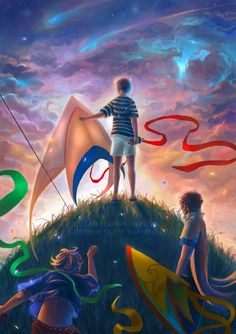 Kites by LAS-T on DeviantArt