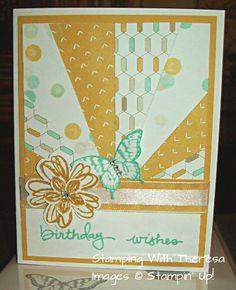 My first starburst creation - Petite Petals, Flower Shop, Papillion Potpourri