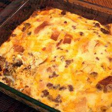 christmas breakfast sausage casserole more breakfast casseroles ...