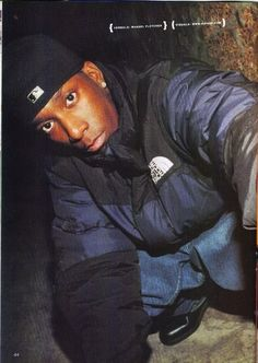 Big L idont know even want to know why he looks like my cousin - not even my business. 90s Hip Hop, Hip Hop And R&b, Hip Hop Rap, Rap City, Hip Hop Classics, Big L, Hip Hop Albums, Leg Sleeves, Hip Hop Fashion